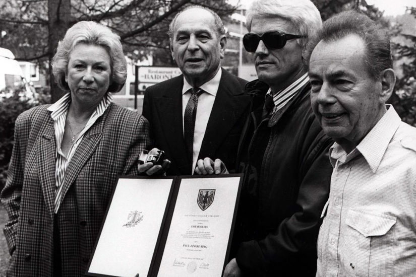 1987 – Lotar Olias
